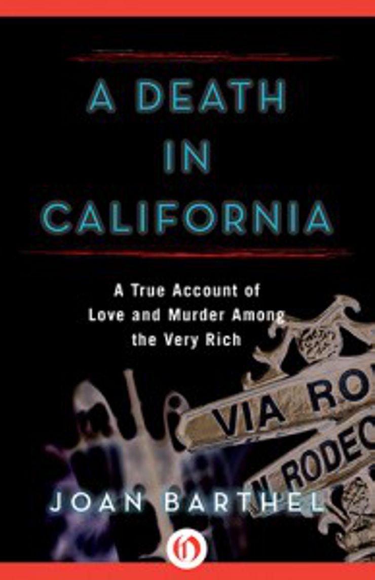 true crime book death in california