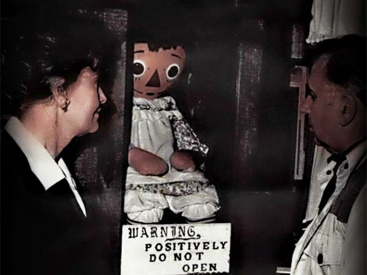 7 Famously Haunted Dolls That Ruin Lives