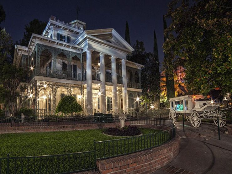 Is Disneyland's Haunted Mansion Actually Haunted?