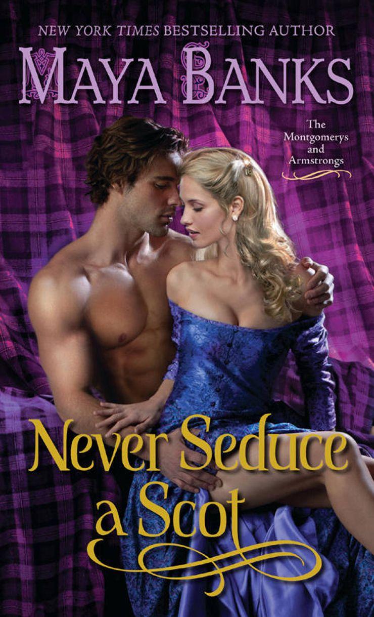 Buy Never Seduce a Scot at Amazon