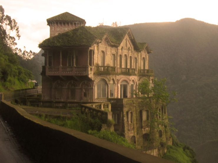 hotel del salto haunted hotels