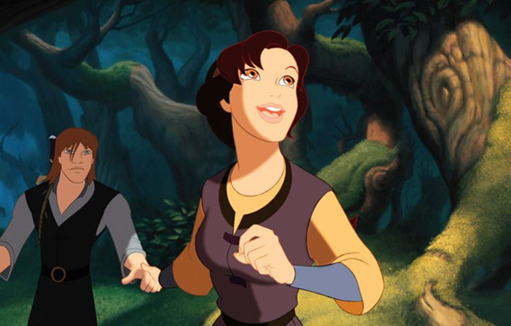 Arthurian legend adaptations Quest for Camelot