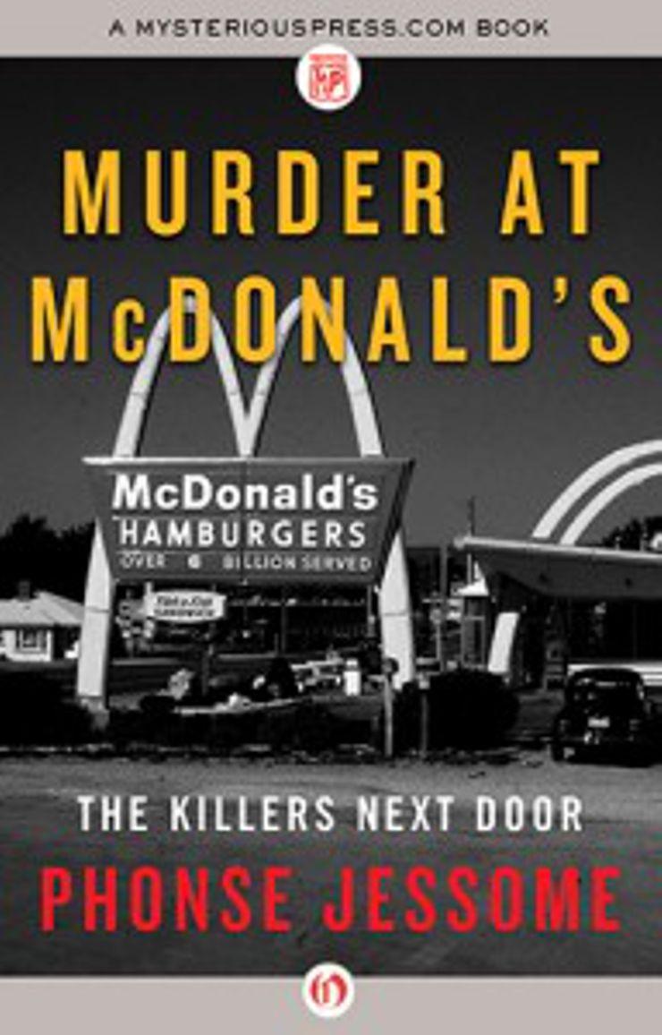 true crime book murder at mcdonald