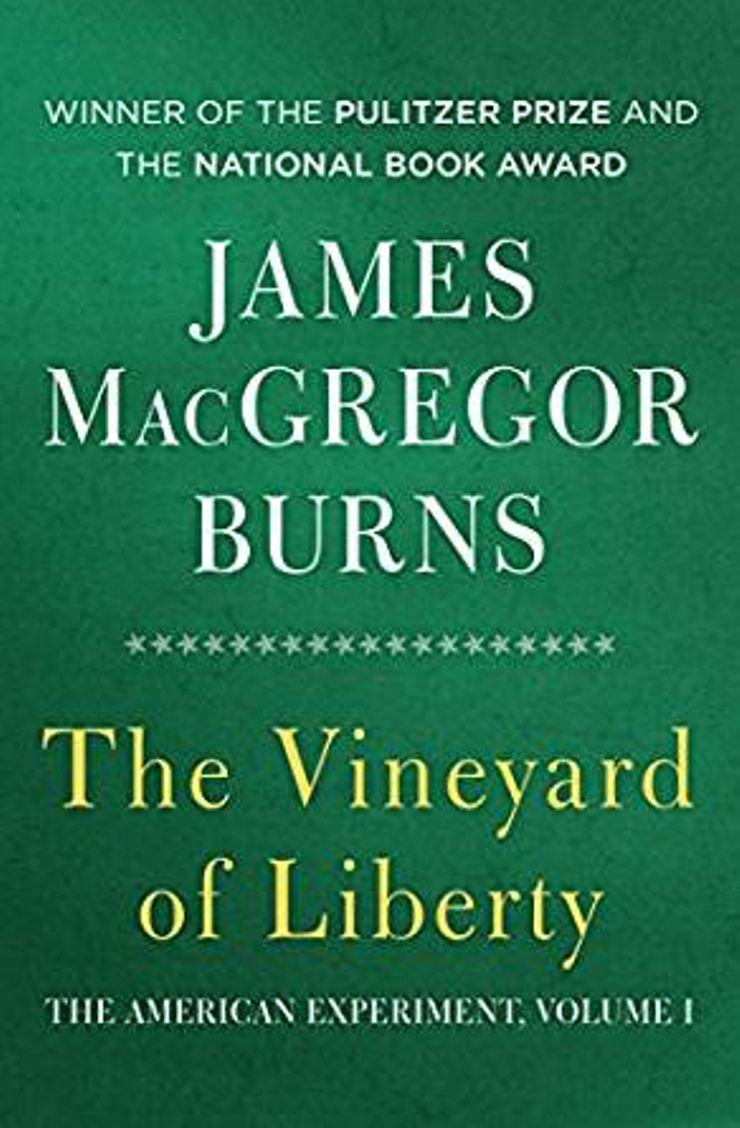 Buy The Vineyard of Liberty at Amazon
