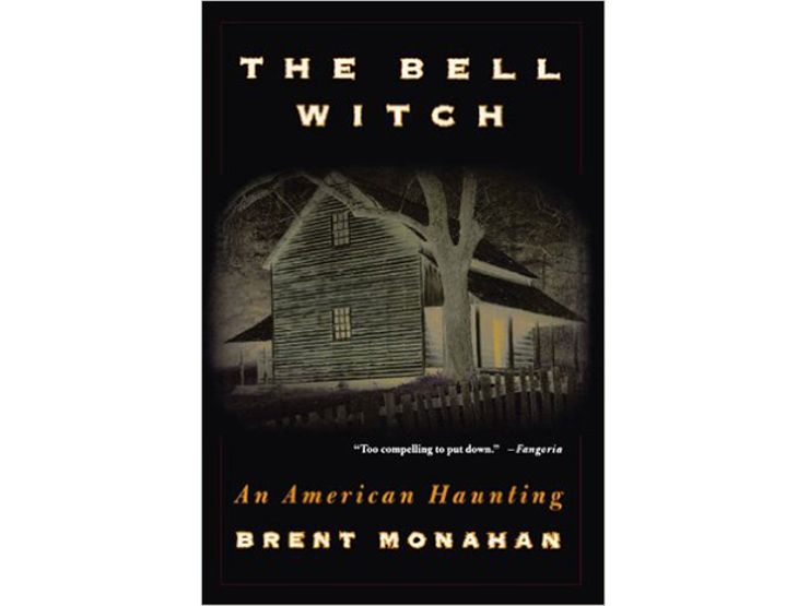 real hauntings books Bell Witch