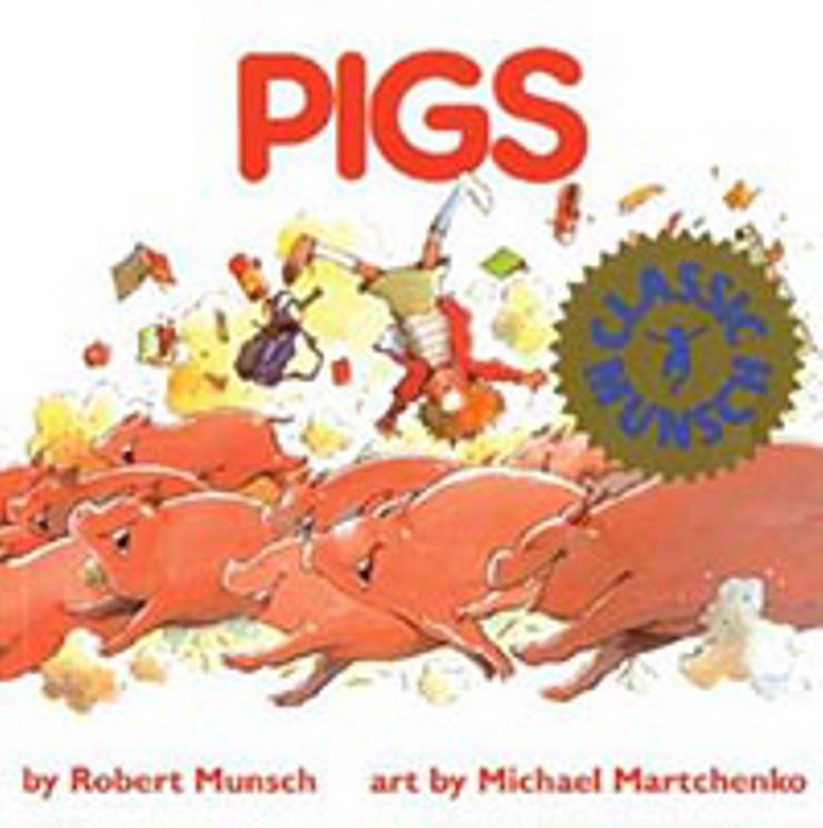 pigs robert munsch