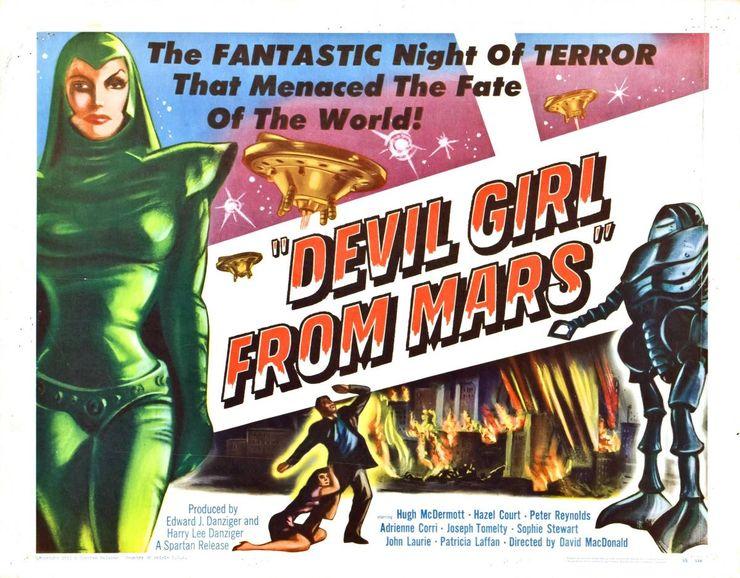 octavia butler facts devil girl from mars