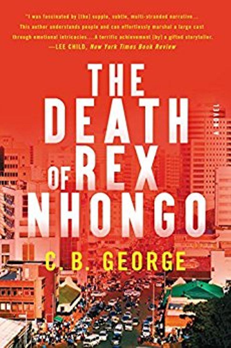 Buy The Death of Rex Nhongo at Amazon