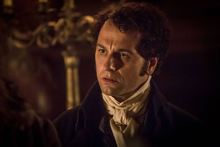 Matthew Rhys Mr Darcy
