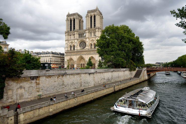 Notre Dame Paris Literary Vacations