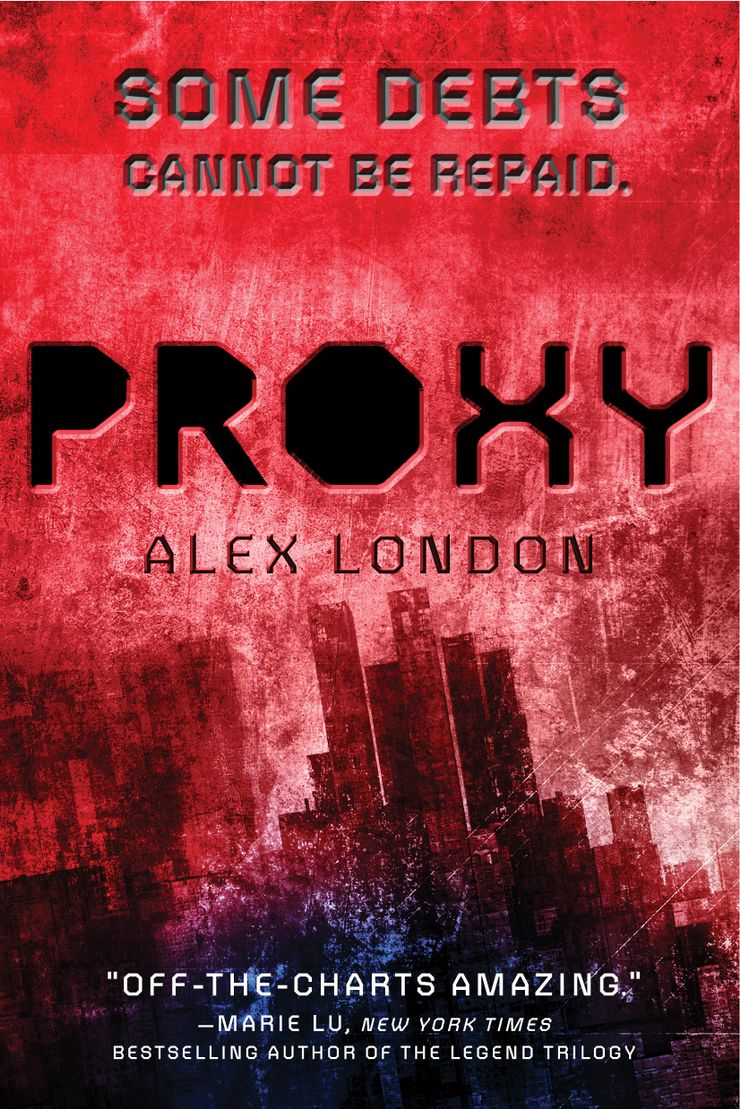 Buy Proxy at Amazon