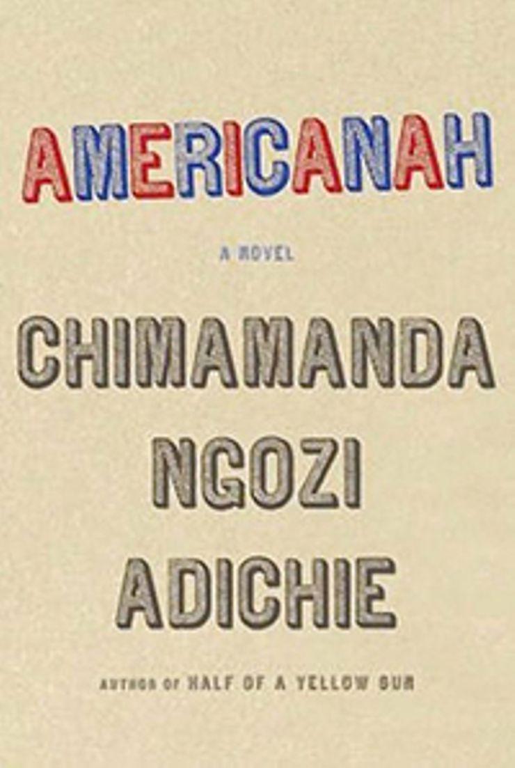Buy Americanah at Amazon