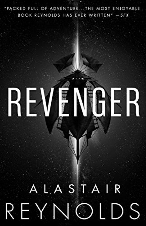 Buy Revenger at Amazon