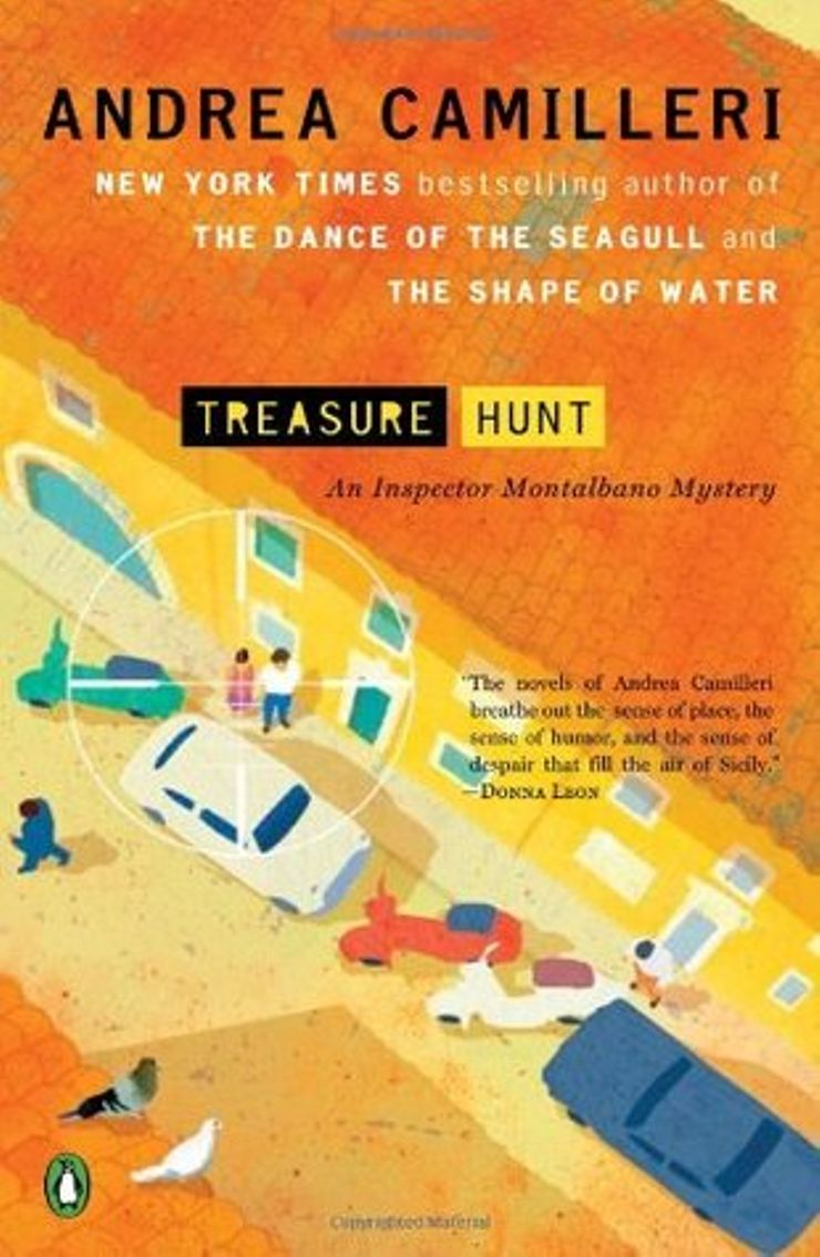 Buy Treasure Hunt at Amazon