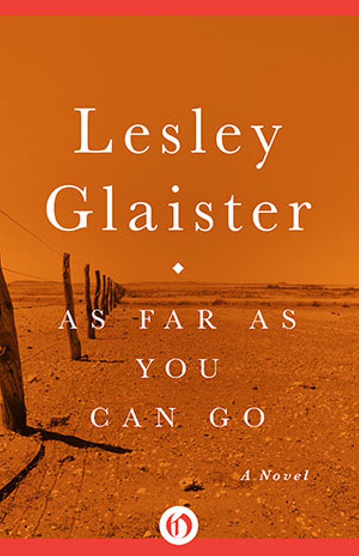 as far as you can go, by lesley glaister