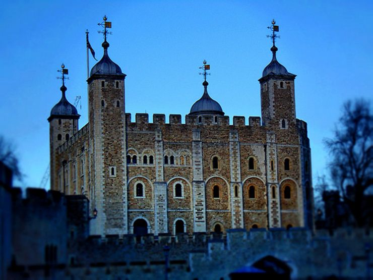 haunted london tower of london