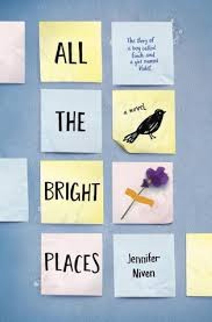 Buy All the Bright Places at Amazon
