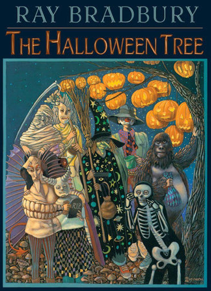 Buy The Halloween Tree at Amazon
