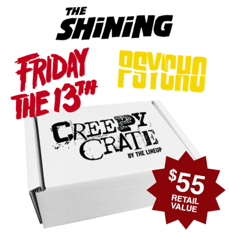 Creepy Crate #3 Preview