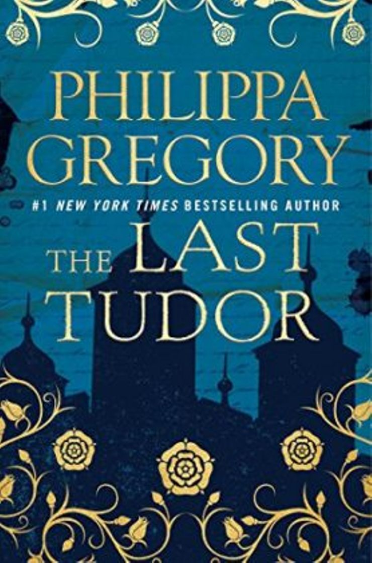 Buy The Last Tudor at Amazon