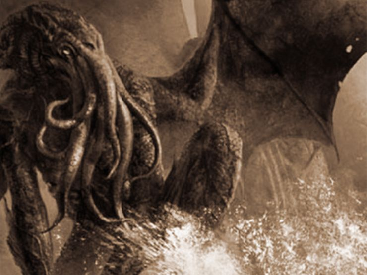 11 Books for Fans of H.P. Lovecraft