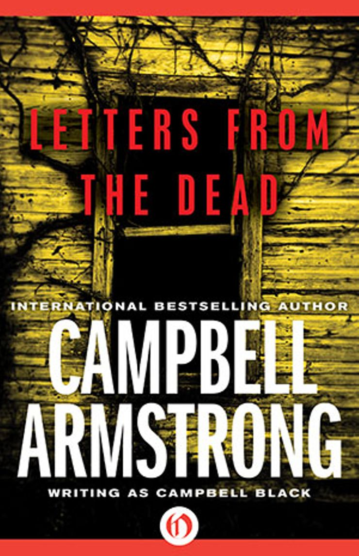 letters from the dead book