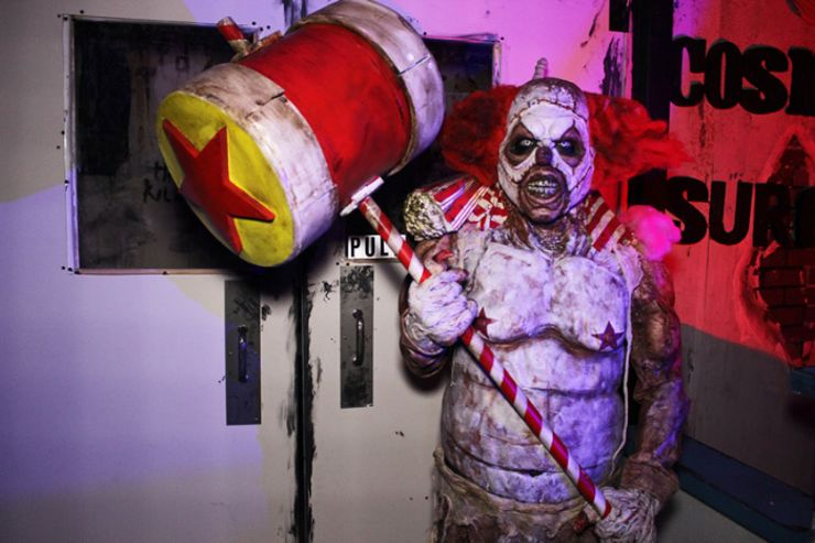 30 scariest haunted houses in america for 13 floor haunted house indiana