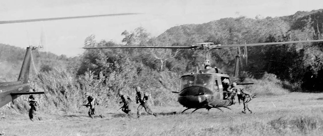 Battle of Ia Drang: The United States Army's Brutal Entry into the Vietnam War