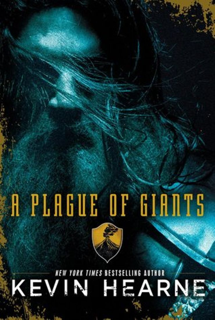 Buy A Plague of Giants at Amazon