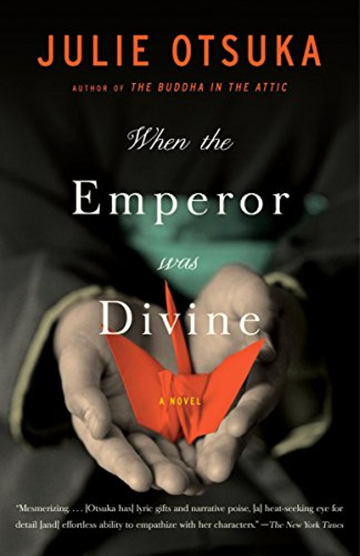 Buy When the Emperor Was Divine at Amazon