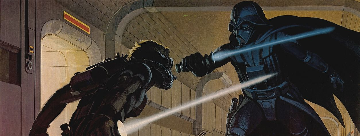 Ralph McQuarrie: the Artist Who Made<em> Star Wars</em> Shine