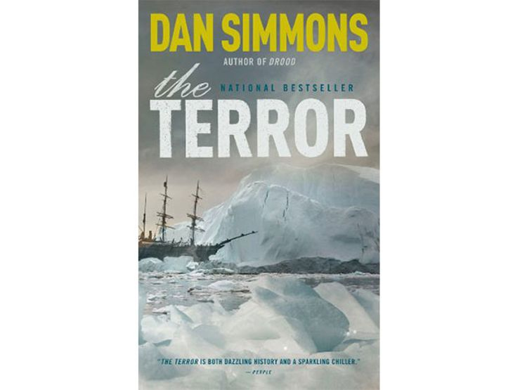 horror novels the terror
