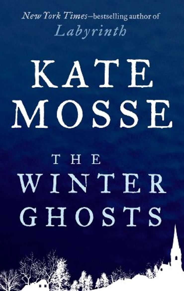 Buy The Winter Ghosts at Amazon