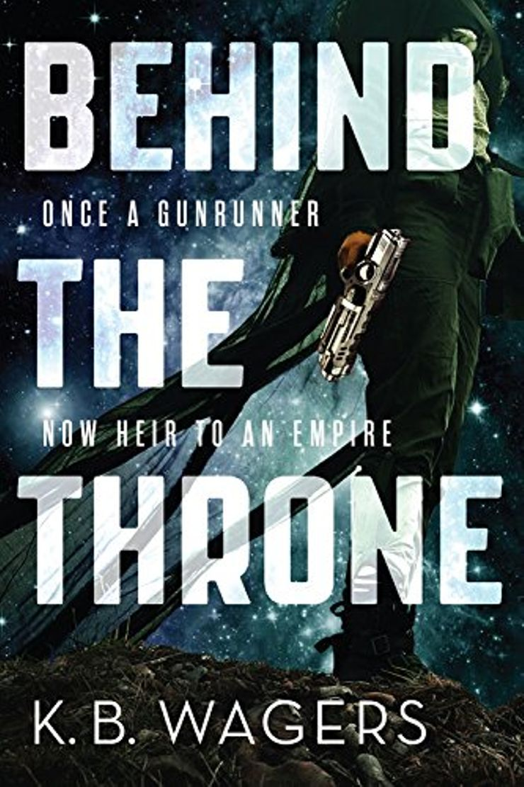 Buy Behind the Throne at Amazon