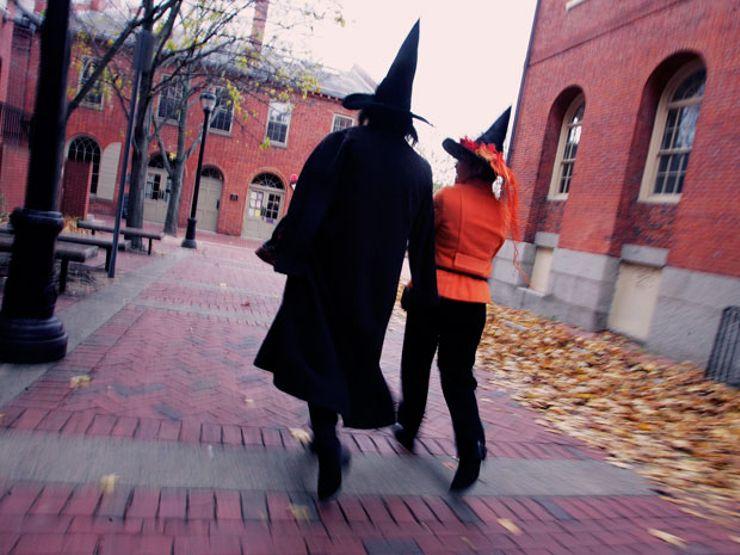 11 Halloween Haunts in Salem, Massachusetts