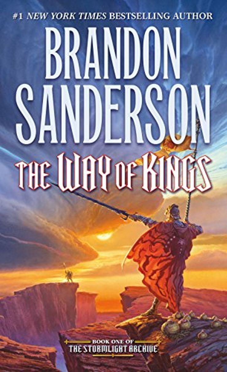 Buy The Way of Kings at Amazon
