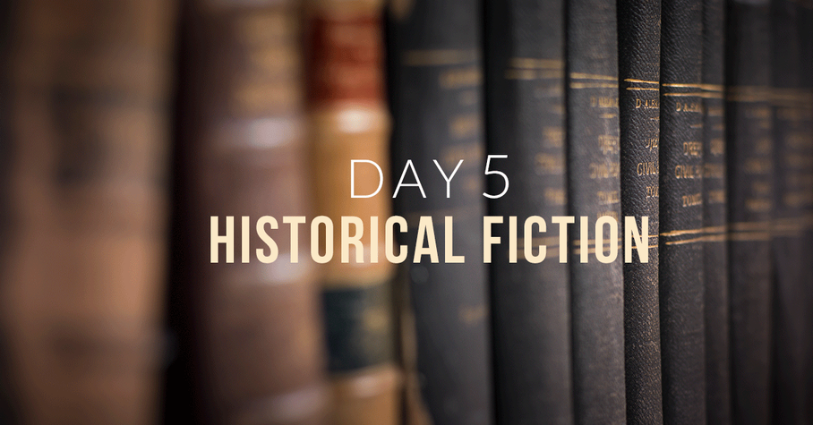 Day 5 historical fiction fandeluxe Images