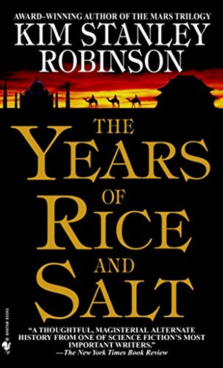 Buy The Years of Rice and Salt at Amazon
