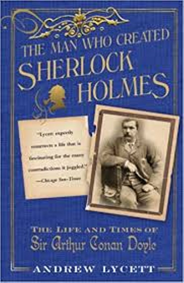 Buy The Man Who Created Sherlock Holmes at Amazon