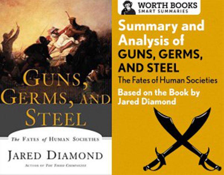 bill gates reading list guns germs steel
