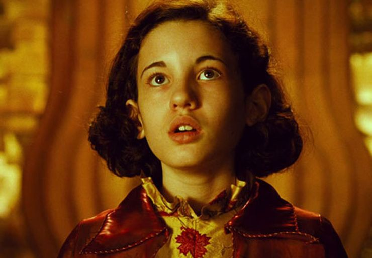 best fantasy characters Ofelia Pans Labyrinth