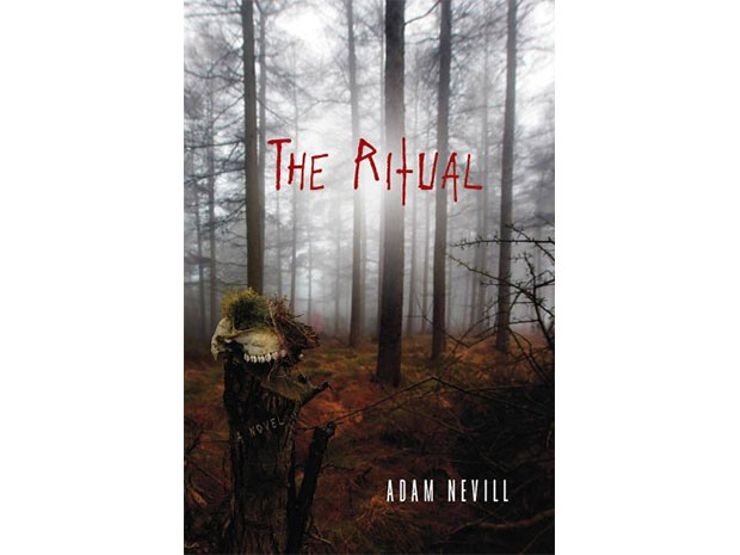 best horror books ritual