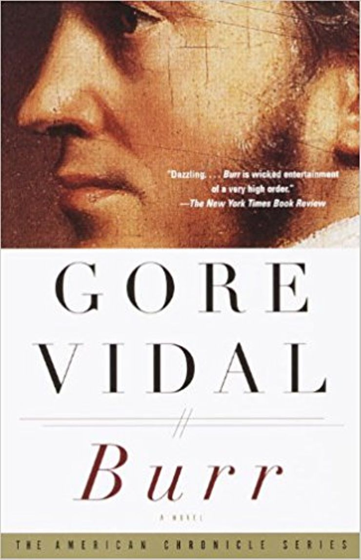 Buy Burr: A Novel at Amazon