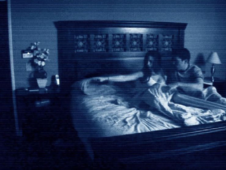 paranormal activity scary found footage movies