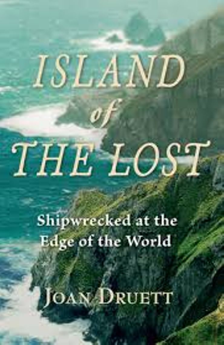 Buy Island of the Lost: Shipwrecked at the Edge of the World at Amazon