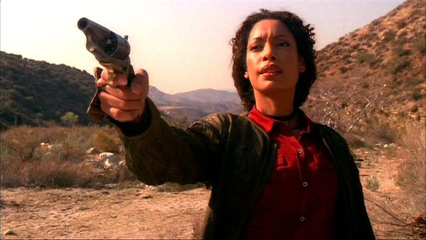 badass female characters Zoe Washburne Serenity