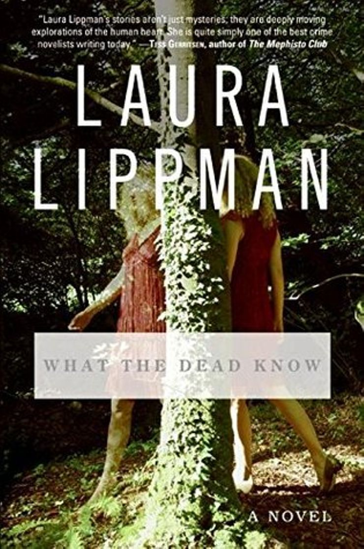 Buy What the Dead Know at Amazon