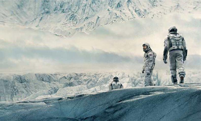 space movies interstellar