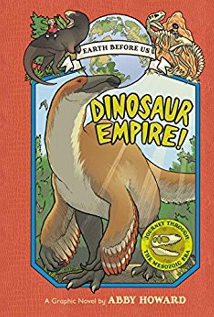 Gempakstarz Graphic Novel X Venture Dinosaur Kingdom 2 Series