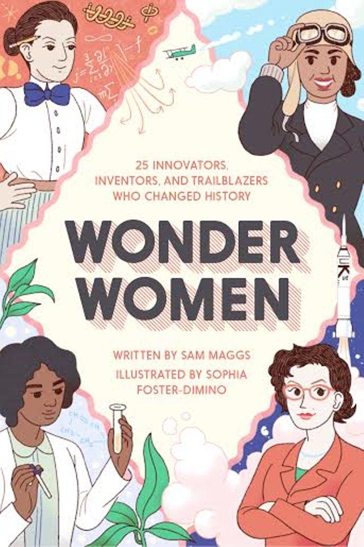 Buy Wonder Women at Amazon